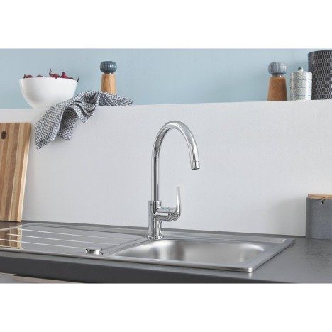 Baterie bucatarie Grohe BauCurve- 31536000